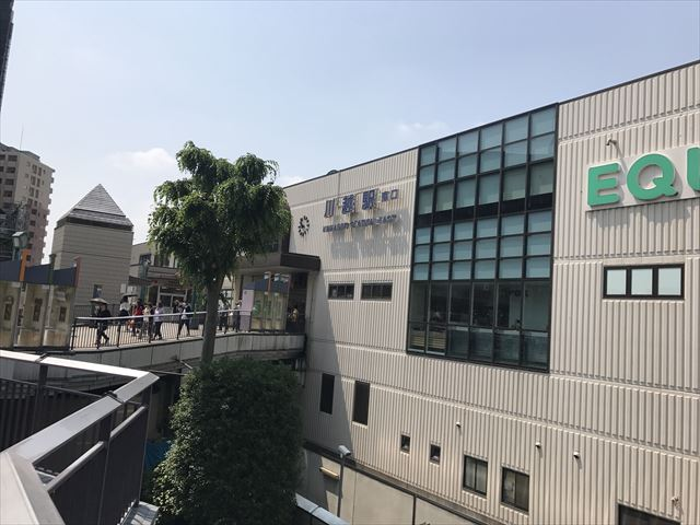 埼玉県川越駅