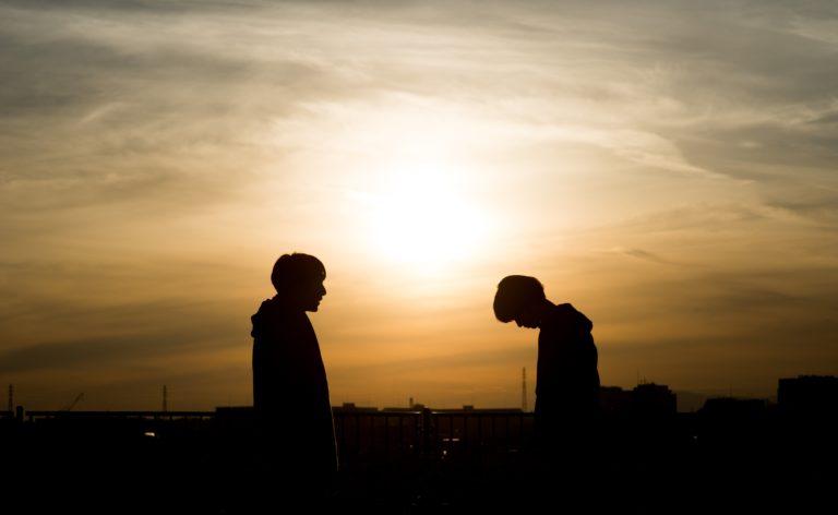 失恋からの自己分析へつなげるアイキャッチ