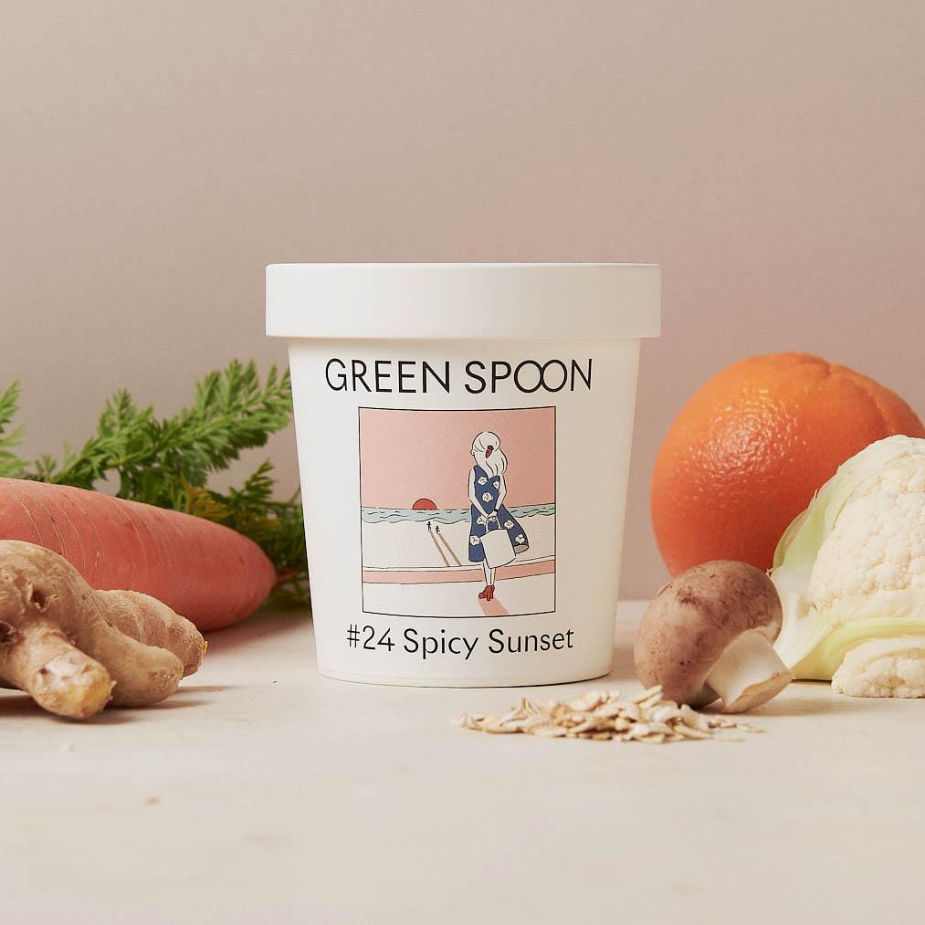 GREEN SPOONおすすめの商品画像