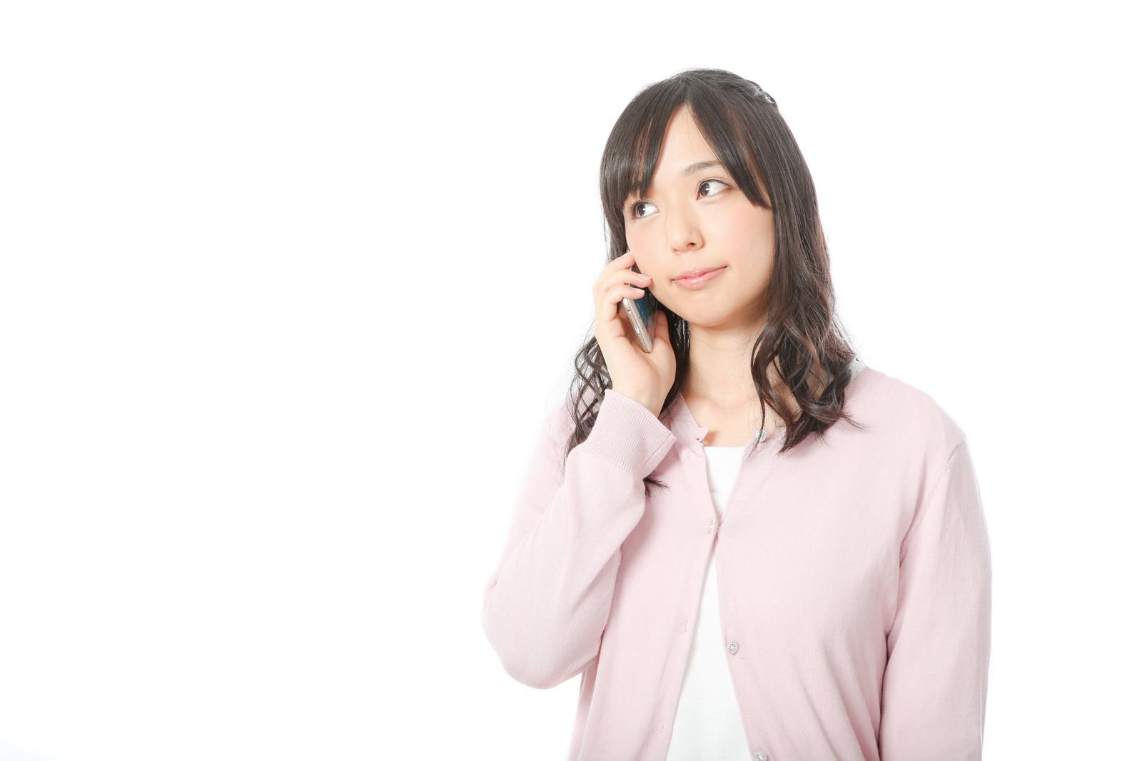 会話が苦手な女性