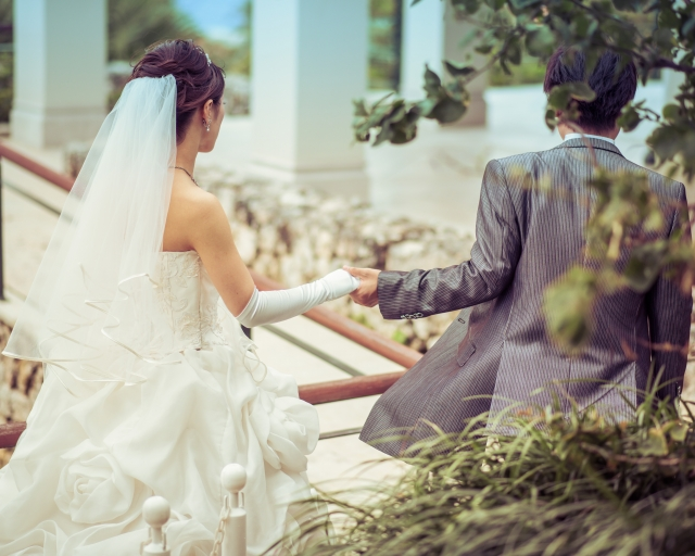 結婚相談所での結婚